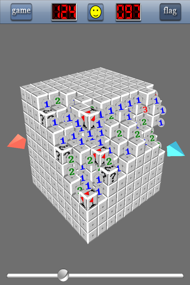 Screenshot 3D Minesweeper Classic